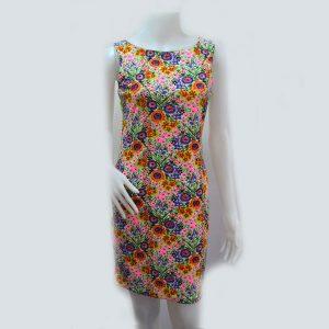 one-piece-floral-dress