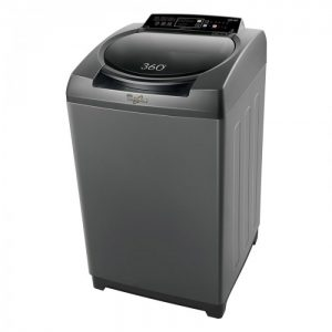 Whirlpool Fully Automatic 11Kg Washing Machine Wari 360 H Graphite