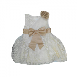 white-princess-frock