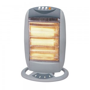 Halogen-heater