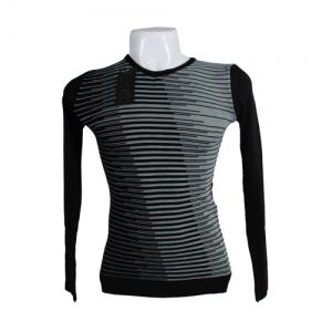 black-striped-sweater