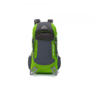 green-trekking-bag