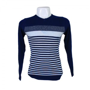 navy-blue-stripe-sweater