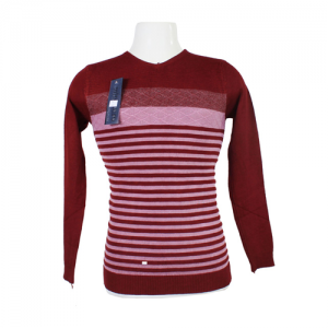 stripe-winter-sweater