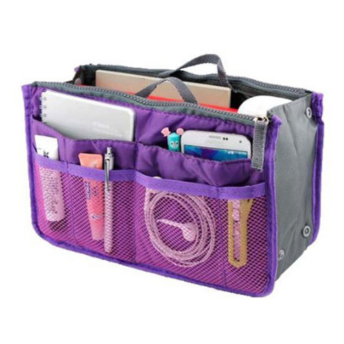 lady-women-travel-insert-handbag-organiser-purse-large-liner-organizer-tidy-bag-purple_122286