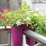 11-Inch-Round-Balcony-Railing-Deck-Planter-Flower-Pot-White-0-7-1-180x180
