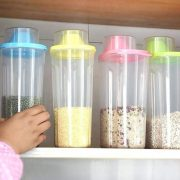 kitchen-storage-containers-amazon-4-set-kitchen-plastic-storage-canisters-large-plastic-clear-containers-coffee-tea-sugar-jars-cereal-dispenser-in-storage-bottles-jars-from-home-amazon-plastic-kitchen