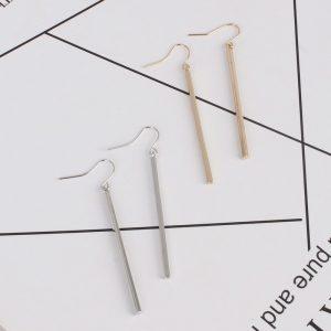 Long Tassel Drop Dangle Elegant Ear Studs Earring (9)