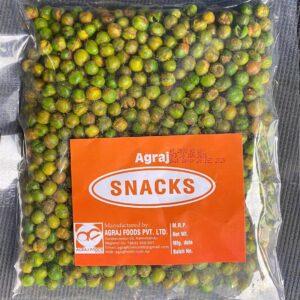 Agraj Snacks Hara Matar