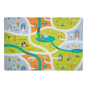 bbluv-Multi-tapete-de-juego-reversible-carreteras