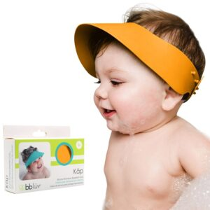 bbluv-kap-silicone-shampoo-repellent-cap-orange-main