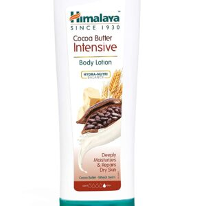 coca butter intensive body lotion