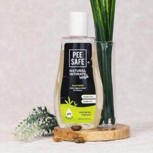 natural intimate wash 105 ml