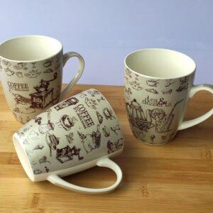coffee mug G