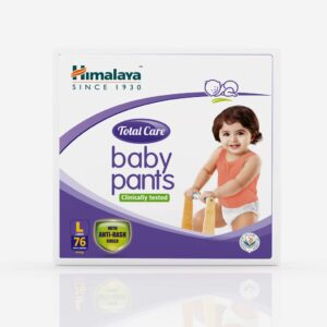 himalaya diaper large 76's