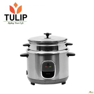 Tulip Steel Deluxe Rice Cooker