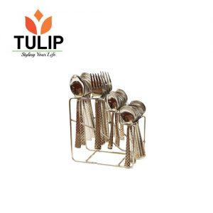 Tulip cutlery set decora
