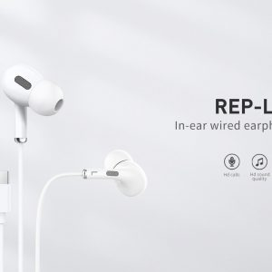 Recci REP-L17 Type C Wired Earphone (4)