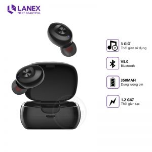 Recci W15 Wireless Earbuds IPX5 (Waterproof)