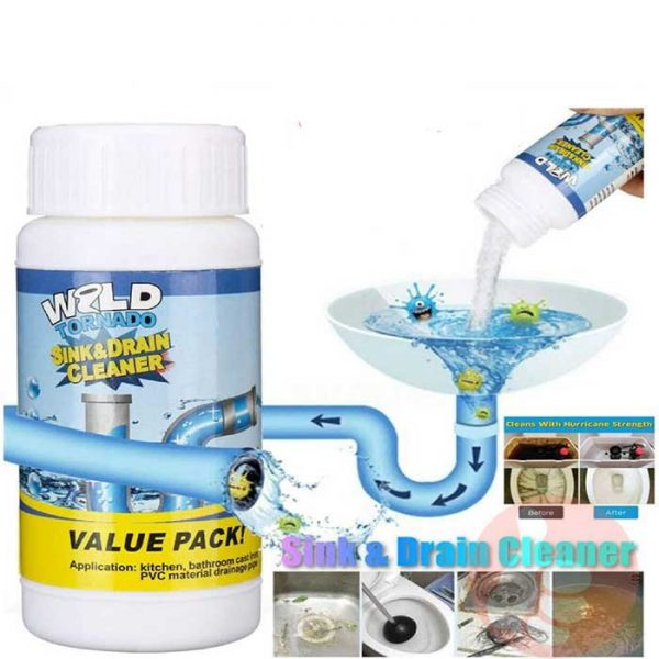 Sink-and-Drain-Cleaner