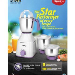 pigeon Mixer Grinder - Star